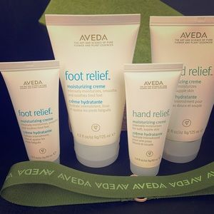 Aveda Hand and Foot relief gift set